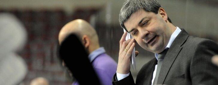 Tambijevs turpinās vadīt VHL čempioni Sanktpēterburgas 'Dinamo'