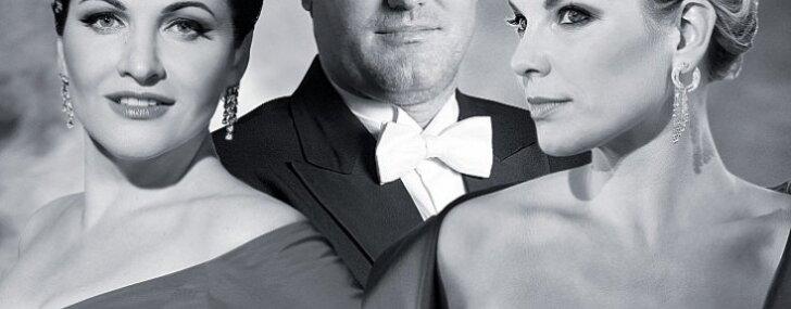 Dzintaros uzstāsies pasaules operas zvaigznes Elīna Garanča un Hibla Gerzmava