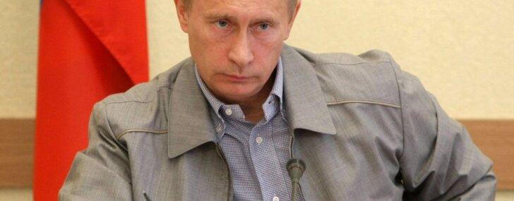 Virkne ietekmīgu politiķu un komentētāju Putinu pielīdzinājuši Hitleram