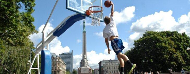 Latvijas 3x3 basketbolisti izcīna uzvaru sezonas otrajā 'Challenger' turnīrā