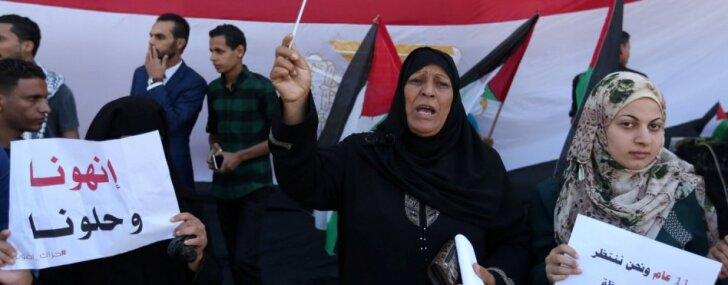 Palestīniešu 'Hamas' un 'Fatah' panāk vienošanos