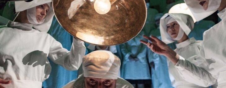 Kadri no filmēšanas laukuma: Top psiholoģiskā komēdija 'Ko zina klusā Gerda'