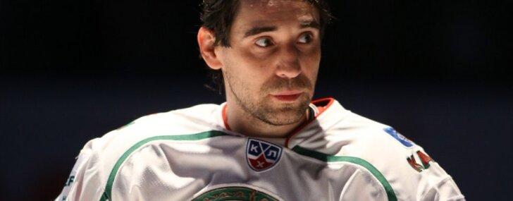 KHL zvaigzne Zaripovs šokēts par diskvalifikāciju