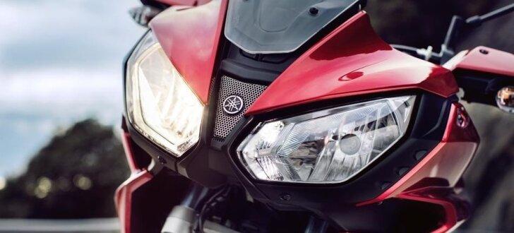 Latvijas 'Gada motocikls 2017' – 'Tracer 700'