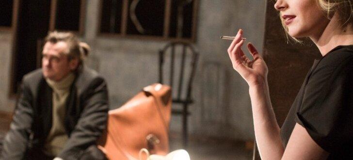 Traģikomēdija 'Klusā daba ar resno puisēnu' Dailes teātrī