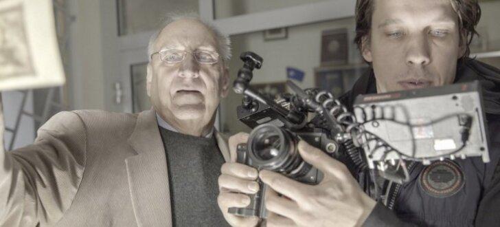 Pabeigts filmas 'Zigfrīds Meierovics. Filma, kuras nebija' otrais filmēšanas posms