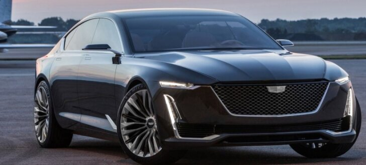 'Cadillac' demonstrē sava greznākā limuzīna veidolu