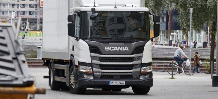 'Scania' prezentējusi jaunās paaudzes pilsētvides transportu