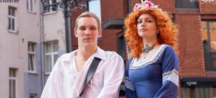 ФОТО: В Риге прошел ежегодный весенний карнавал – фестиваль Майского Графа