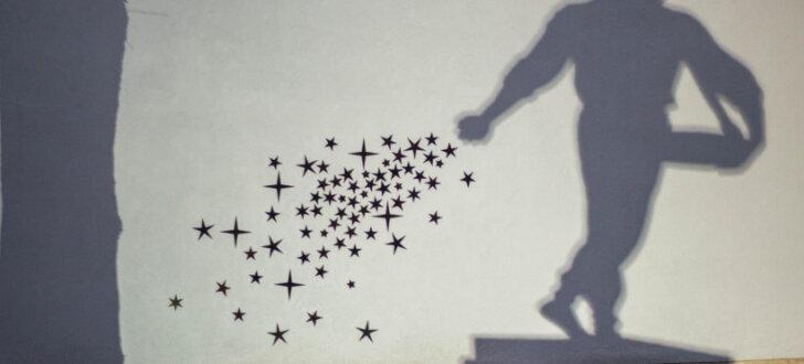 'Zvaigžņu sējējs' – Lietuvā atjauno iemīļotu ielu mākslas darbu