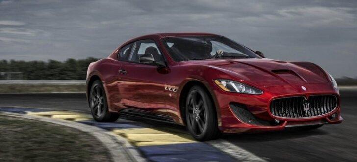 Ar speciālo versiju 'Maserati' atgādina, ka 'GranTurismo' vēl ir ražošanā