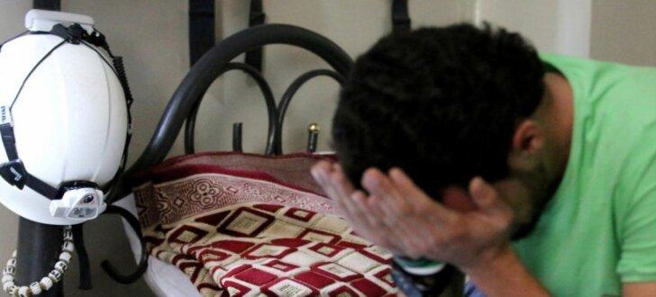 Gaisa triecienā Sīrijā nogalināti astoņi brīvprātīgie glābēji
