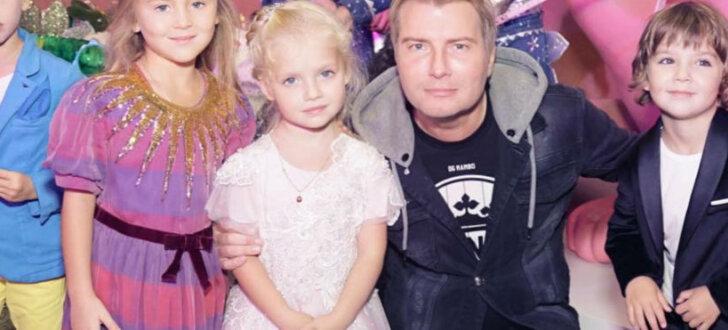 ФОТО: Галкин и Пугачева устроили близнецам роскошный праздник на 5-летие