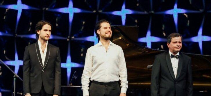 'Jūrmalas festivālā' izskanējis pianistu Osokinu koncerts