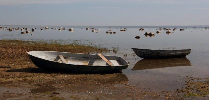 Akmeņu, romantiskas vientulības un mālu vilinājums: pārgājiens Kaltene – Mērsrags