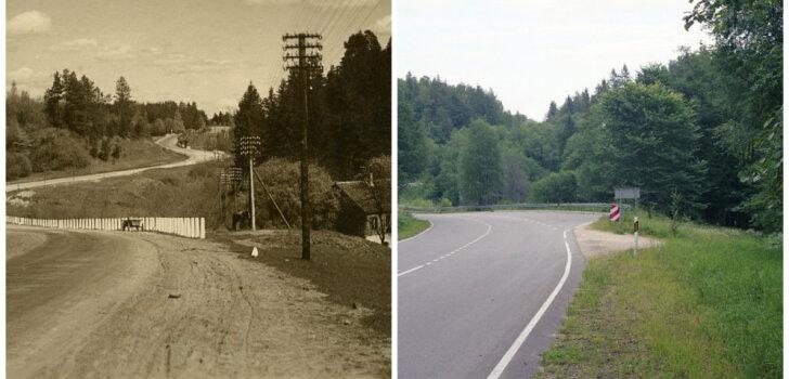 Toreiz un tagad: cik ļoti gadu desmitu gaitā izmainījusies Latvijas ainava