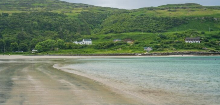 """На волю, в Шотландию. Топ-5 мест отдыха в """"самой красивой в мире стране"""""""