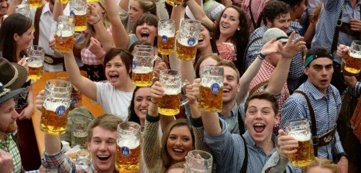 За пивом: Как попасть на Октоберфест?