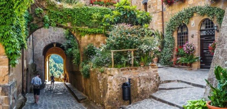 10 европейских скрытых жемчужин: городки и поселки, которые выглядят, как сказка