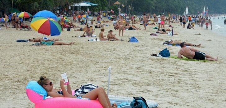 В Таиланде запретят курить на пляжах