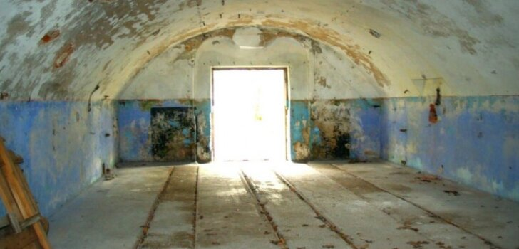 Идея для путешествия на выходные: Даугавгривская крепость
