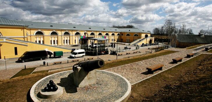 Бал Марты и Колесо времени: ночь музеев в Даугавпилсской крепости