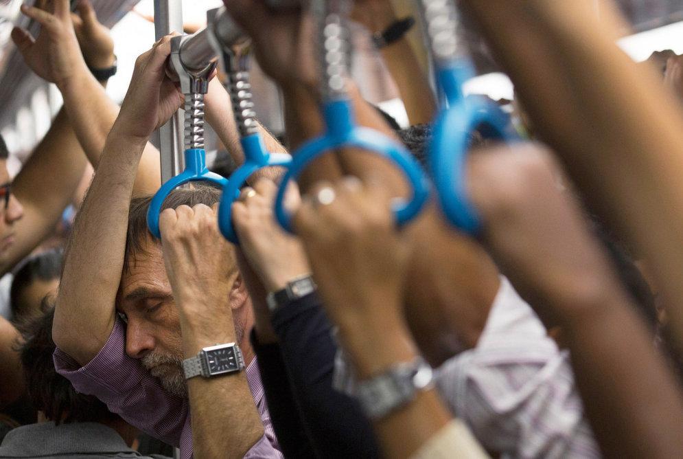 Туда и обратно: фотографии часа пик в 17 странах мира