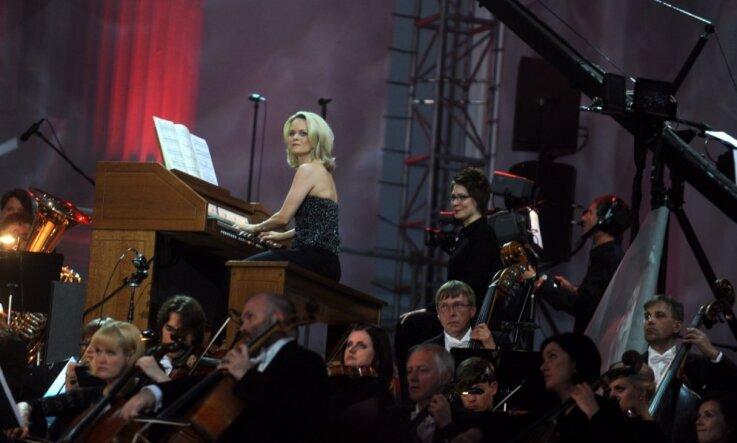 Apkalna un Berlīnes 'Konzerthaus' simfoniskais orķestris koncertēs Lielajā ģildē