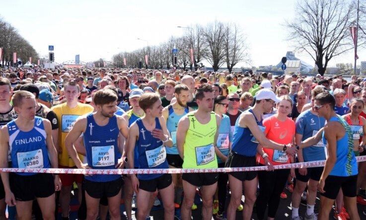 'Lattelecom' maratons pulcēs rekordlielu dalībnieku skaitu no 70 valstīm