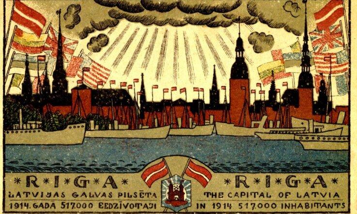 1920. gads: Latvijā ievēl Satversmes sapulci, deputāti izraugās himnu, Polija karo ar Padomju Krieviju