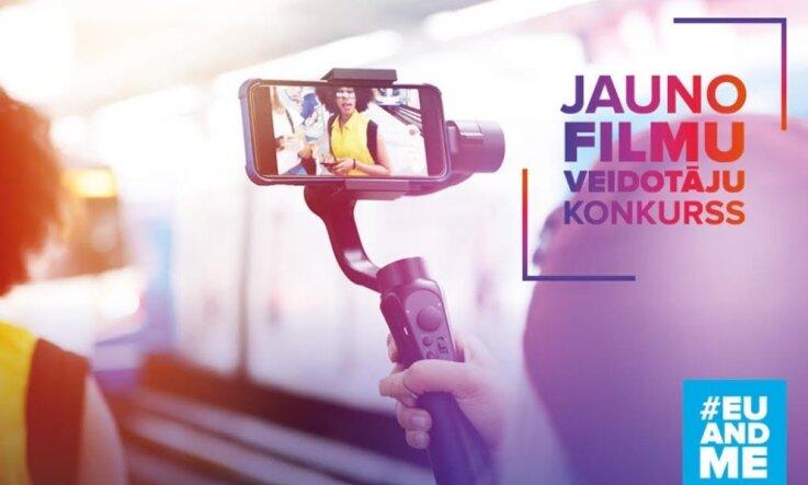 Iespēja saņemt 7500 EUR savas īsfilmas veidošanai
