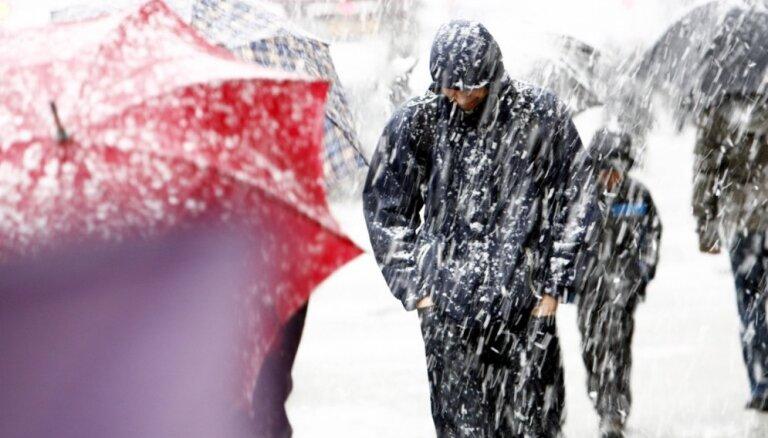 """Рижская дума своевременно введет """"снежные билеты"""""""