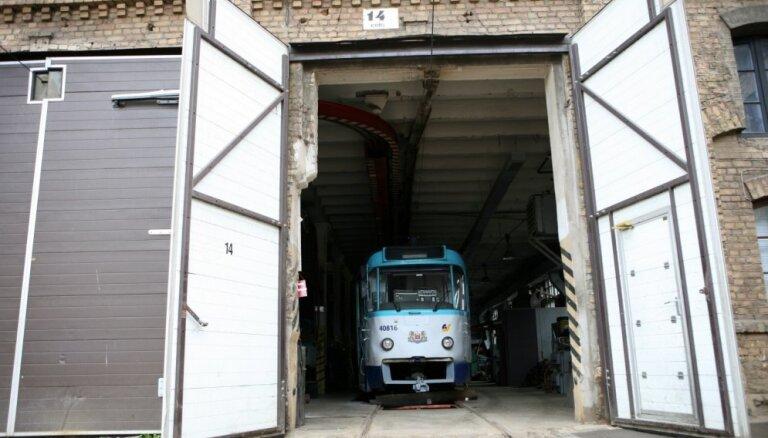 Otrdienas rītā kavē 'Rīgas satiksmes' sabiedriskais transports