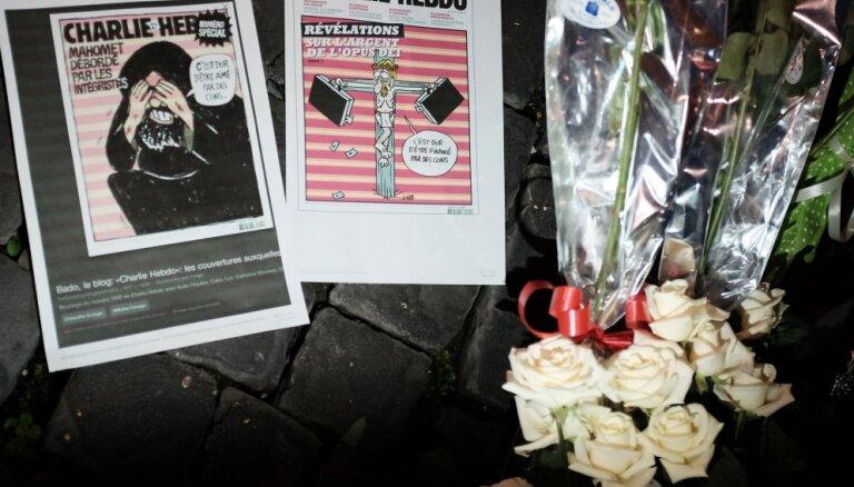 Художница Charlie Hebdo опубликовала карикатуру на теракт в Ницце