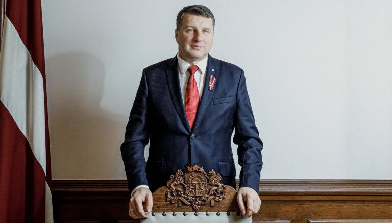 Pametot Rīgas pili: ar ko Vējonis ieies vēsturē