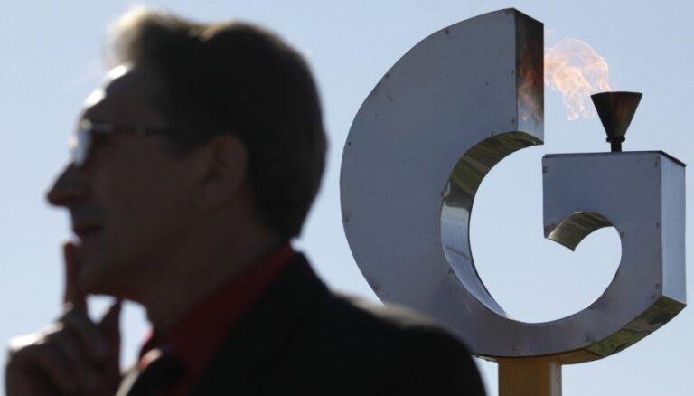 """""""Газпром"""" потерял прибыль несмотря на рост поставок газа в Европу"""