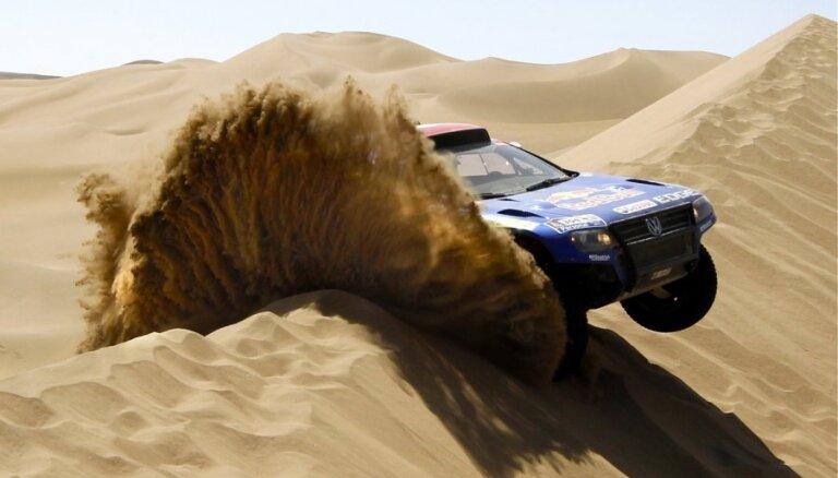 Nākamā gada Dakaras rallijs finišēs Limā