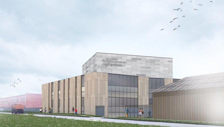 В Шкиротаве будет построено здание мастерских Латвийской Национальной оперы и балета