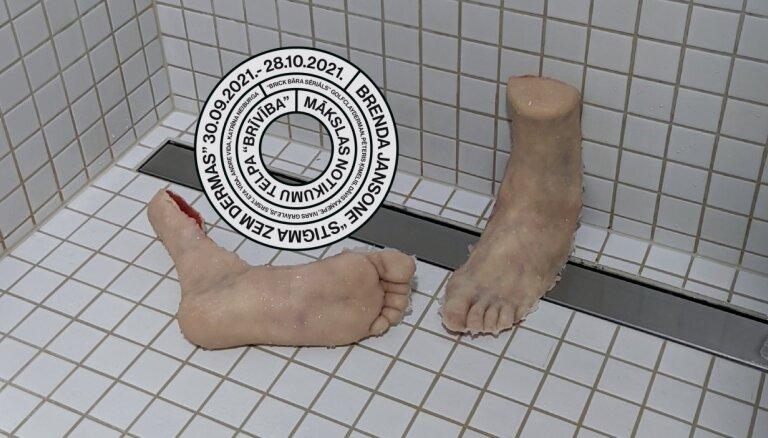 Tiks atklāta Katrīnas Neiburgas kūrēta mākslas telpa 'Brīvība'