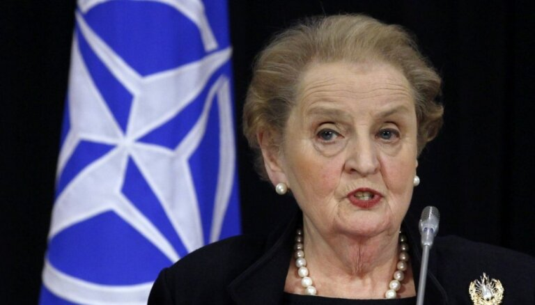 Мадлен Олбрайт призвала НАТО не закрывать двери