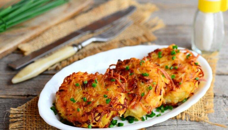 33 receptes, kas pierāda – kartupeļus var pagatavot garšīgi arī bez gaļas