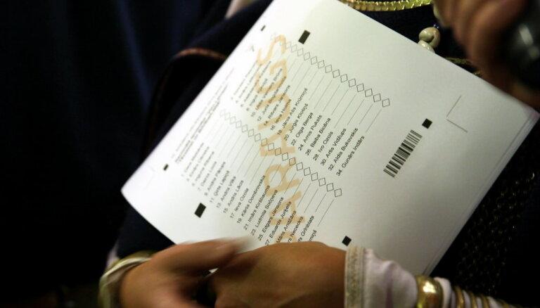 13. Saeimas vēlēšanu iecirkņi izvietoti arī vairākos tirdzniecības centros