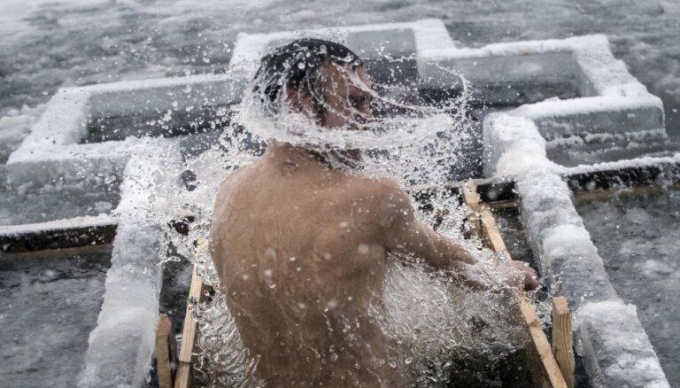Найдено тело пропавшего во время крещенских купаний мужчины