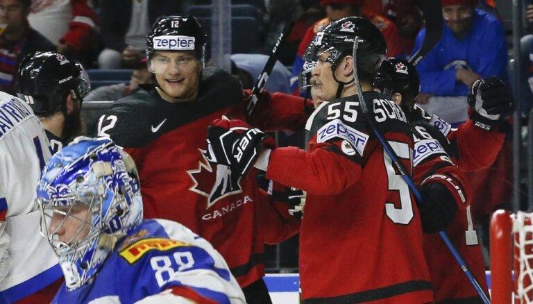Канадские игроки: Россияне пережили худшее, что может случиться в хоккее