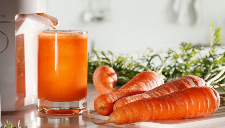 Video: Uztura speciāliste skaidro, kāpēc neaizrauties ar svaigi spiestām sulām