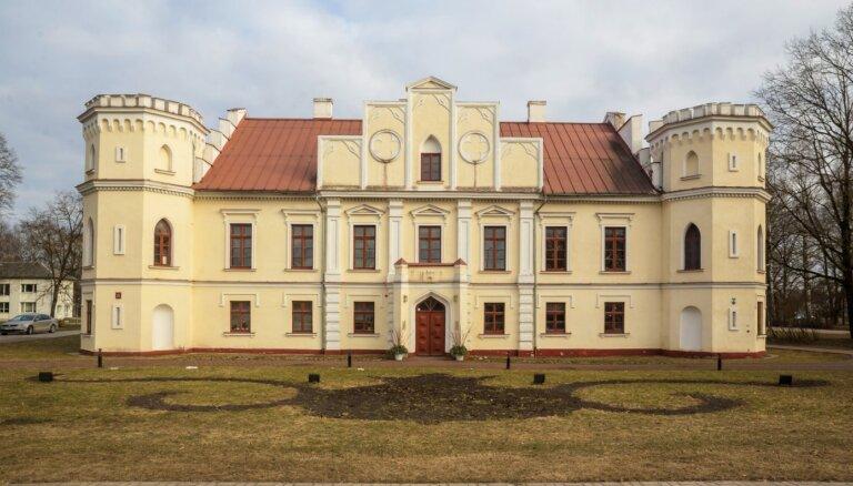 Foto: Valdekas pils Jelgavā