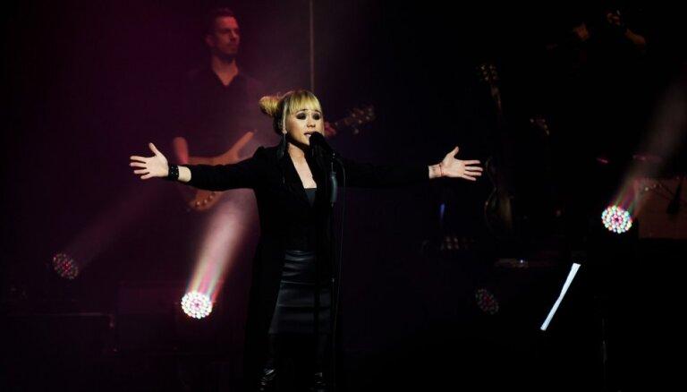 Aija Andrejeva turneju 'Mēs pārejam uz tu' noslēgs koncertzālē 'Palladium'