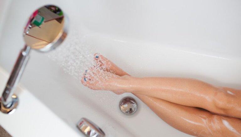 Cik bieži ieteicams mazgāties, lai āda būtu tīra un vesela