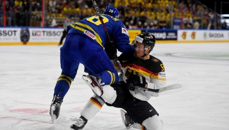 ВИДЕО, ФОТО: Шведы разгромили немцев, чехи — белорусов