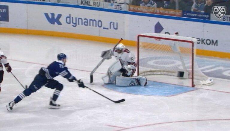Video: Indrašis filigrāni gūst 100. vārtus KHL